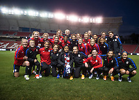 USWNT Training, October 18, 2016