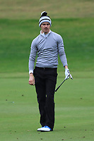 Daan Huizing (NED) on the 5th fairway during Round 4 of the Challenge Tour Grand Final 2019 at Club de Golf Alcanada, Port d'Alcúdia, Mallorca, Spain on Sunday 10th November 2019.<br /> Picture:  Thos Caffrey / Golffile<br /> <br /> All photo usage must carry mandatory copyright credit (© Golffile | Thos Caffrey)