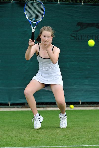 HSBC Road to Wimbledon 2013. Kate Horsburgh