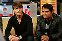 NEW YORK - NOVEMBER 05:  Actor Micheal Pena and Actor Tom Cruise  during MTV's Total Request Live at the MTV Times Square Studios on November 5, 2007 in New York City.  (Photo by Soul Brother/FilmMagic)