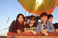 20141214 14 December Hot Air Balloon Cairns