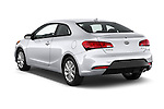 Car pictures of rear three quarter view of 2016 KIA Forte-Koup EX 2 Door Coupe Angular Rear