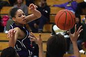 Pontiac at Auburn Hills Avondale, Girls Varsity Basketball, 1/31/13