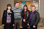 Breda Buckley, Denis Buckley, Margaret Fitzmorris and Sean Fitzmorris enjoying the Kerry School of Music Concert at Ballyroe Heights on Sunday
