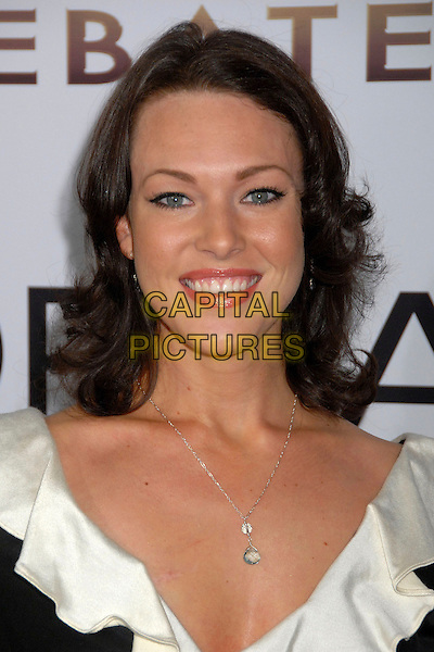 "ERIN CUMMINGS.""The Great Debaters"" Los Angeles Premiere at the Arclight Cinerama Dome, Hollywood, California, USA..December 11th, 2007.headshot portrait .CAP/ADM/BP.©Byron Purvis/AdMedia/Capital Pictures."