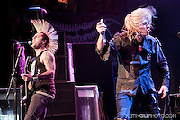 Live concert photo of The Casualties @ House Of Blues Chicago by http://www.justingillphoto.com