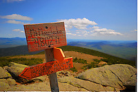 Hike - Mt. Moosilauke