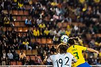 Sao Paulo, 28.08.2019 - BRASIL X ARGENTINA - Erika durante partida entre Brasil e Argentina, no estádio do Pacaembu, em São Paulo, pelo Torneio Uber Internacional de Futebol Feminino de Seleçoes.  (Foto: Carla Carniel/Código19)