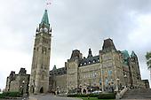 Ottawa's Parliament building