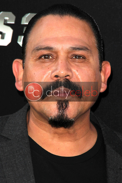 Emilio Rivera<br /> at &quot;The Expendables 3&quot; Los Angeles Premiere, TCL Chinese Theater, Hollywood, CA 08-11-14<br /> David Edwards/Dailyceleb.com 818-249-4998