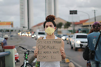 12/06/2020 - PROTESTO CONTRA A MORTE DE MIGUEL EM RECIFE