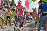 Stage 19 Bassano del Grappa-Cima Grappa TT