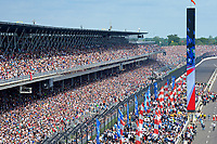 Verizon IndyCar Series<br /> Indianapolis 500 Race<br /> Indianapolis Motor Speedway, Indianapolis, IN USA<br /> Sunday 28 May 2017<br /> Pre-race<br /> World Copyright: F. Peirce Williams<br /> LAT Images