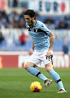 Football, Serie A: S.S. Lazio - Spal, Olympic stadium, Rome, February 2, 2020. <br /> Lazio's Luis Alberto in action during the Italian Serie A football match between S.S. Lazio and Spali at Rome's Olympic stadium, Rome , on February 2, 2020. <br /> UPDATE IMAGES PRESS/Isabella Bonotto
