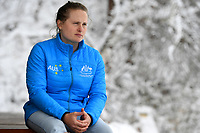 Para - Portraits /  skier Victoria Pendergast Australian Paralympic Committee<br /> PyeongChang South Korea<br /> Thursday March 8th 2018<br /> &copy; Sport the library / Jeff Crow