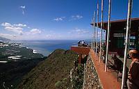 Spanien, Kanarische Inseln, La Palma, Mirador el Time