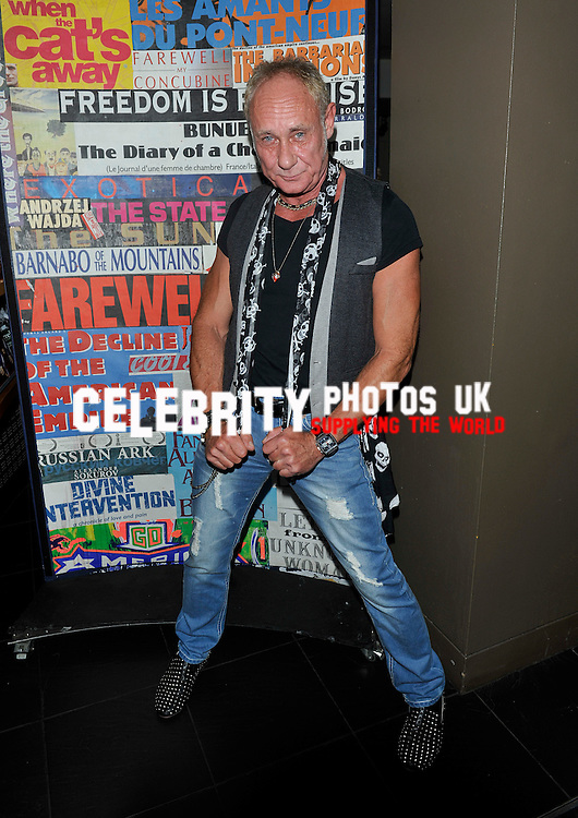 """Television X screening of Deep Throat uncut at the  Curzon Soho 22/08/2013"