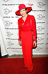 Lilian Montevecchi arriving for the 2008 Fred & Adele Astaire Awards at the Manhattan Center in New York City.<br />June 2, 2008