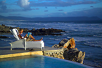 HERMANUS, SOUTH AFRICA, NOVEMBER 2004. Overlooking Walker Bay lies the Birkenhead House. From here one can see the southern right whales during their annual trek. Photo by Frits Meyst/Adventure4ever.com