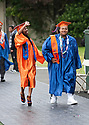 2012 Rainier Beach Graduation (March in)