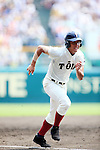 Makoto Nakamura (Osaka Toin),<br /> AUGUST 25, 2014 - Baseball :<br /> 96th National High School Baseball Championship Tournament final game between Mie 3-4 Osaka Toin at Koshien Stadium in Hyogo, Japan. (Photo by Katsuro Okazawa/AFLO)7() 3 1