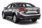 Car pictures of rear three quarter view of 2015 Toyota Avensis Active 4 Door Sedan Angular Rear