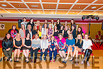 St Brigids Secondary School past students, class 2000 celebrated their 15 years reunion in the Avenue Hotel, Killarney last Saturday night.