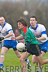 Castleisland Desmonds v Beale  in their County League Division Two clash on Sunday..