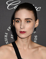 SANTA MONICA, CA - JANUARY 06: Actress Rooney Mara arrives at the The Art Of Elysium's 11th Annual Celebration - Heaven at Barker Hangar on January 6, 2018 in Santa Monica, California.<br /> CAP/ROT/TM<br /> &copy;TM/ROT/Capital Pictures