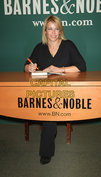 NEW YORK, NY - MARCH 4: Chelsea Handler signs copies of her new book Uganda Be Kidding Me on March 4, 2014 at Barnes &amp; Noble 5th Avenue store in New York City.<br /> CAP/MPI/RW<br /> &copy;RW/ MediaPunch/Capital Pictures