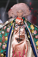 VIVIENNE WESTWOOD<br /> show at Spring/Summer 2018 Ready-to-Wear Fashion Show at Paris Fashion Week in Paris, France in September 2017.<br /> CAP/GOL<br /> &copy;GOL/Capital Pictures
