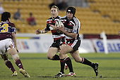 Blair Feeney during the Air NZ Cup game between the Counties Manukau Steelers and Southland played at Mt Smart Stadium on 3rd September 2006. Counties Manukau won 29 - 8.