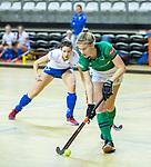 Almere - Zaalhockey Kampong-Push .   COPYRIGHT KOEN SUYK