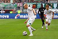 Davy Klaassen (SV Werder Bremen) - 01.09.2018: Eintracht Frankfurt vs. SV Werder Bremen, Commerzbank Arena, 2. Spieltag DISCLAIMER: DFL regulations prohibit any use of photographs as image sequences and/or quasi-video.
