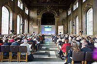 Conference at the Old Royal Naval College, Greenwich