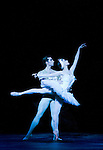 English National Ballet performing Swan Lake 2004. Choreographer, Derek Deane