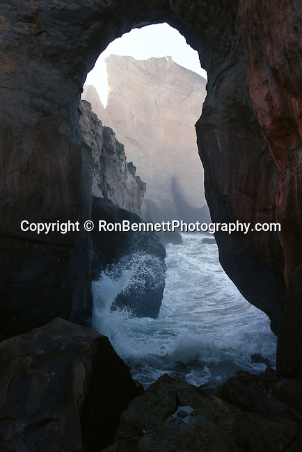Cape Kiwanda sea cave along coast line of Oregon, Pacific Cirty, Pacific Ocean, Plains, woods, mountains, rain forest, desert, rain, Rose City, Portland, Lake Oswego, Pacific Northwest, Fine Art Photography by Ron Bennett, Fine Art, Fine Art photography, Art Photography, Copyright RonBennettPhotography.com © Fine Art Photography by Ron Bennett, Fine Art, Fine Art photography, Art Photography, Copyright RonBennettPhotography.com ©