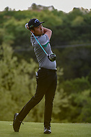 Kevin Na (USA) watches his tee shot on 3 during day 4 of the WGC Dell Match Play, at the Austin Country Club, Austin, Texas, USA. 3/30/2019.<br /> Picture: Golffile | Ken Murray<br /> <br /> <br /> All photo usage must carry mandatory copyright credit (© Golffile | Ken Murray)