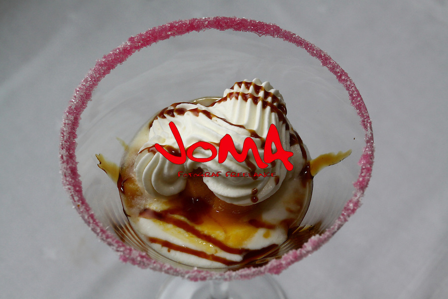 Gelat de mango, helado de mango, Mango ice