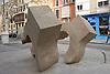 Sculpture &quot;Lugar de Encuentro V&quot; (1975, concrete) by the famous basque artist Eduardo Chillida (1924-2002 San Sebastian)<br /> <br /> Escultura &quot;Lugar de encuentro V&quot; (1975, hormig&oacute;n) por el famoso artista vasco Eduardo Chillida (1924-2002 San Sebasti&aacute;n - vas. Donostia)<br /> <br /> Skulptur &quot;Lugar de Encuentro V&quot; (1975, Beton) von dem ber&uuml;hmten baskischen K&uuml;nstler Eduardo Chillida (1924-2002 San Sebasti&aacute;n)<br /> <br /> 3008 x 2000 px<br /> 150 dpi: 50,94 x 33,87 cm<br /> 300 dpi: 25,47 x 16,93 cm