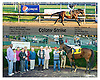 Colony Strike winning at Delaware Park on 10/15/16