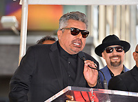 LOS ANGELES, CA. April 18, 2019: George Lopez &amp; Cypress Hill, B Real, Sen Dog at the Hollywood Walk of Fame Star Ceremony honoring hip-hop group Cypress Hill.<br /> Pictures: Paul Smith/Featureflash
