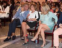 Bigote Arrocet, Teresa Campos and Carmen Borrego