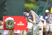 Ryan Fox (NZL) tees off the 1st tee to start Saturday's Round 3 of the 2017 PGA Championship held at Quail Hollow Golf Club, Charlotte, North Carolina, USA. 12th August 2017.<br /> Picture: Eoin Clarke | Golffile<br /> <br /> <br /> All photos usage must carry mandatory copyright credit (&copy; Golffile | Eoin Clarke)