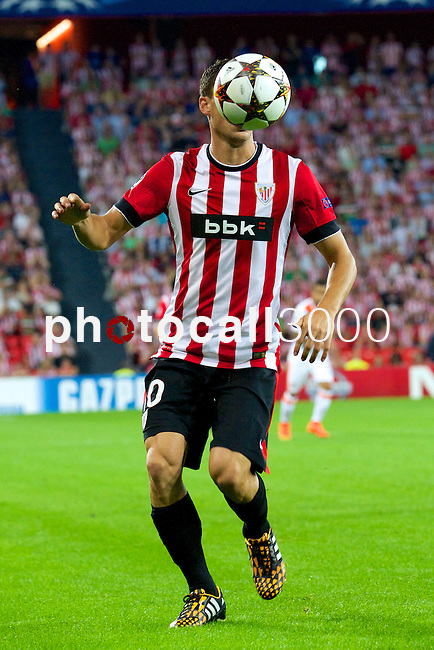 ATHLETIC CLUB-SHAKHTAR DONETS during the campions league<br /> de marcos<br /> PHOTOCALL3000