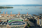 Century Link Field and the Port of Seattle