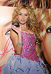 Paulina Rubio at her M.A.C. launch party for.her new Lipstick RUBIA, held at the  M.A.C..store Beverly Hills, Ca. March 20, 2007. Fitzroy Barrett