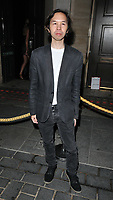 Joey de Cordero at the 1883 Magazine Royalty Issue launch party, Cuckoo Club, Swallow Street, London, England, UK, on Thursday 09 August 2018.<br /> CAP/CAN<br /> &copy;CAN/Capital Pictures
