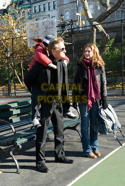 JAKE RICHARD SICILIANO, MICHAEL DOUGLAS & JENNA FISCHER.in Solitary Man.*Filmstill - Editorial Use Only*.CAP/FB.Supplied by Capital Pictures.