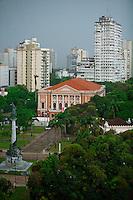 Belem_PA, Brasil...Na foto o Theatro da Paz em Belem, Para...In the photo the Theatro da Paz in Belem, Para...Foto: JOAO MARCOS ROSA / NITRO